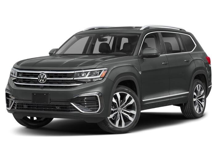 2021 Volkswagen Atlas 3.6L V6 SE w/Technology R-Line (midyear release) Chattanooga TN