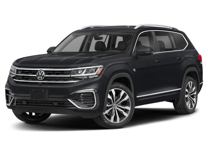 2021 Volkswagen Atlas 3.6L V6 SEL Premium R-Line 4Motion 2021.5 Miami FL