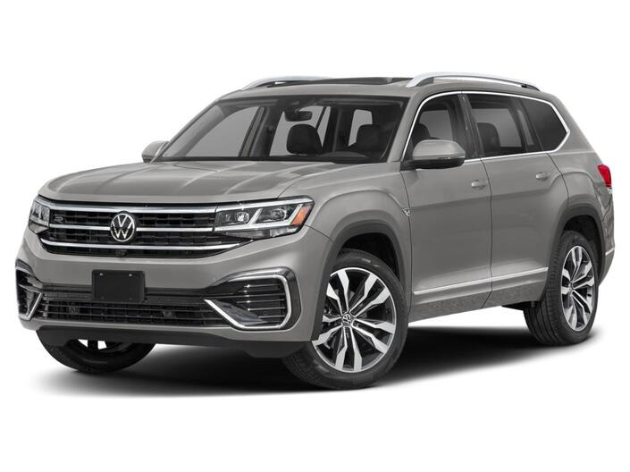 2021 Volkswagen Atlas 3.6L V6 SEL Premium R-Line Everett WA