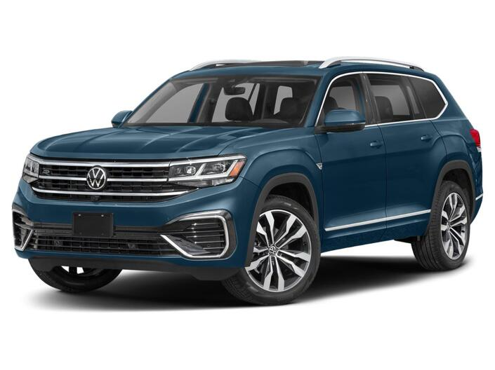 2021 Volkswagen Atlas 3.6L V6 SEL Premium R-Line Santa Rosa CA