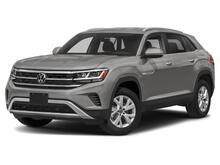 2021_Volkswagen_Atlas Cross Sport_3.6L V6 SE w/Technology R-Line_ Brownsville TX