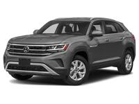 Volkswagen Atlas Cross Sport 3.6L V6 SE w/Technology R-Line FWD 2021