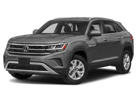 2021_Volkswagen_Atlas Cross Sport_3.6L V6 SE w/Technology R-Line FWD_ Ventura CA