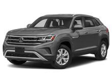 2021_Volkswagen_Atlas Cross Sport_3.6L V6 SEL_ Providence RI