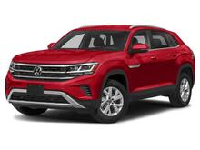 2021_Volkswagen_Atlas Cross Sport_3.6L V6 SEL Premium_ Ramsey NJ