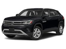 2021_Volkswagen_Atlas Cross Sport_3.6L V6 SEL R-Line_ Ramsey NJ
