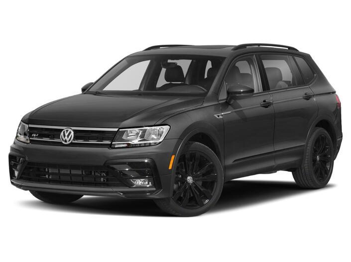 2021 Volkswagen Tiguan 2.0T SE R-Line Black 4MOTION Conroe TX