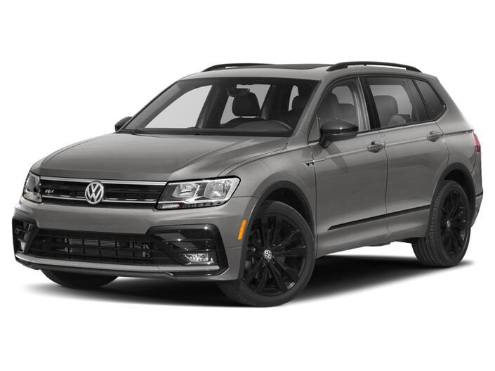 2021 Volkswagen Tiguan 2.0T SE R-Line Black 4Motion Brookfield WI