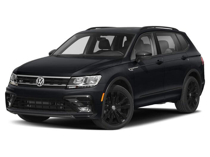 2021 Volkswagen Tiguan 2.0T SE R-Line Black 4Motion Lexington KY