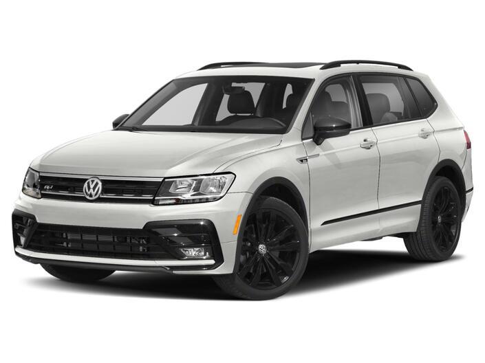 2021 Volkswagen Tiguan 2.0T SE R-Line Black 4Motion Sheboygan WI
