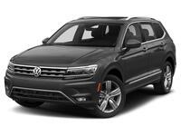 Volkswagen Tiguan 2.0T SEL 4Motion 2021