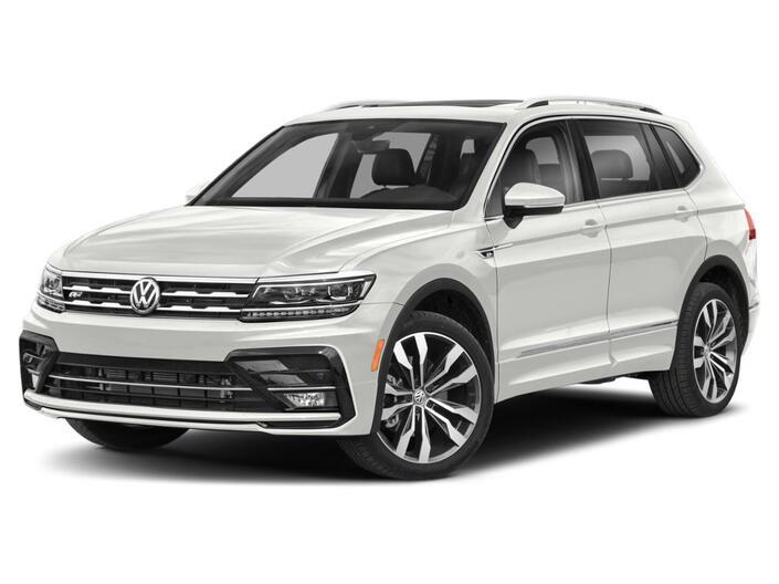 2021 Volkswagen Tiguan 2.0T SEL Premium R-Line 4MOTION Providence RI