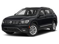 Volkswagen Tiguan SE w/Moonroof 2021