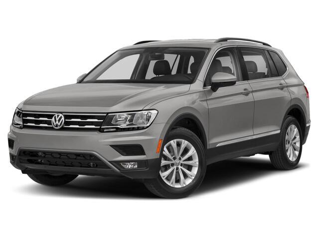 2021 Volkswagen Tiguan SE w/Moonroof Seattle WA