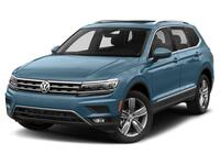 Volkswagen Tiguan SEL w/3rd Row 2021