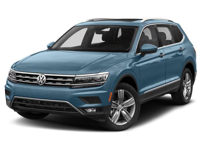 2021 Volkswagen Tiguan SEL w/3rd Row Seattle WA