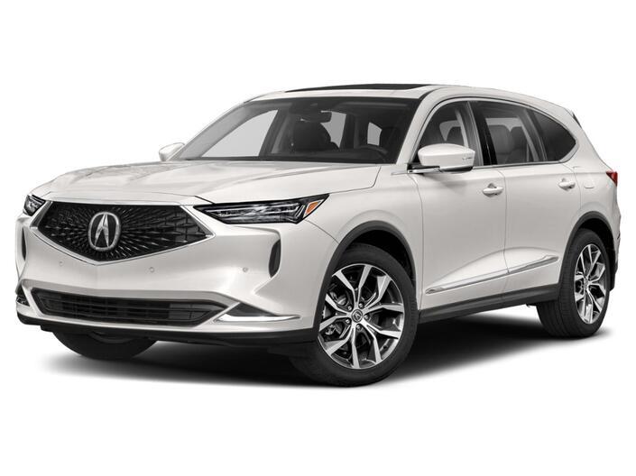 2022 Acura MDX Technology Santa Rosa CA