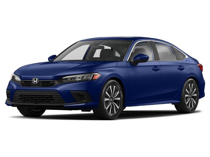 2022 Honda Civic Sedan EX Bayamon PR