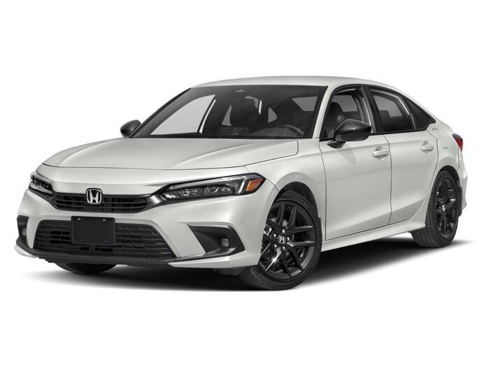 2022 Honda Civic Sedan Sport Cayey PR