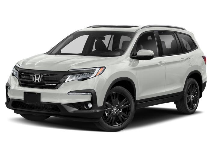 2022 Honda Pilot Black Edition Ponce PR
