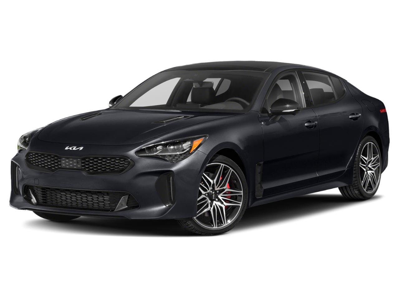 2022 Kia Stinger GT Elite Red Deer AB