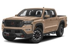 2022_Nissan_Frontier_PRO-4X_ Glendale Heights IL