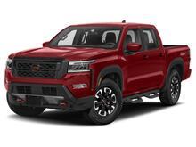 2022_Nissan_Frontier_PRO_ Roseville CA