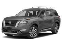 Nissan Pathfinder Platinum 2022