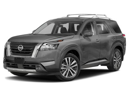 2022_Nissan_Pathfinder_Platinum_ Salisbury MD