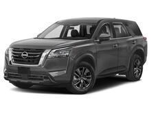 2022_Nissan_Pathfinder_S_ Roseville CA