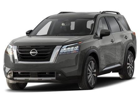2022_Nissan_Pathfinder_S_ Salisbury MD