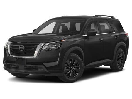 2022_Nissan_Pathfinder_SL_ Salisbury MD