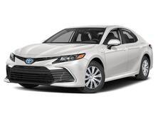 Toyota Camry Hybrid LE 2022