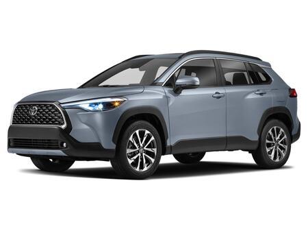 2022_Toyota_Corolla Cross_LE_ Salisbury MD