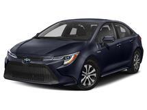 2022 Toyota Corolla Hybrid LE South Burlington VT