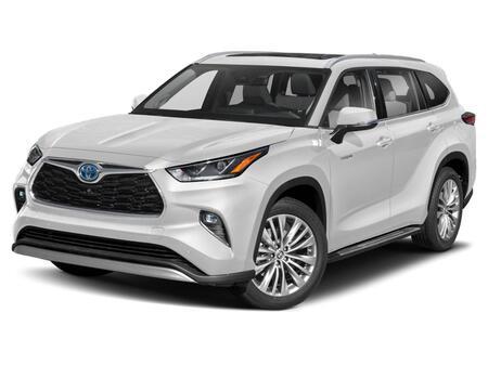 2022_Toyota_Highlander Hybrid_Platinum_ Salisbury MD