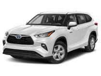 2022 Toyota Highlander Hybrid XLE