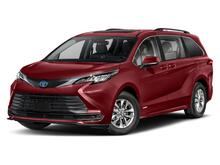 2022_Toyota_Sienna_LE_ Central and North AL