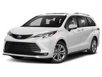 Toyota Sienna Platinum 7 Passenger 2022