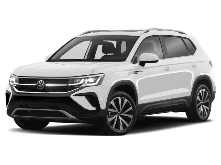 2022 Volkswagen Taos 1.5T SE 4Motion Sheboygan WI