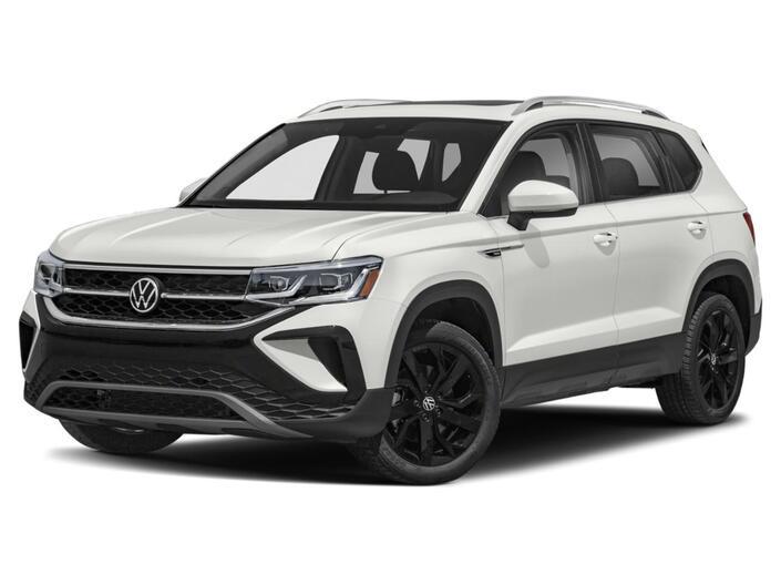 2022 Volkswagen Taos SOLD: 4MOTION SE Seattle WA