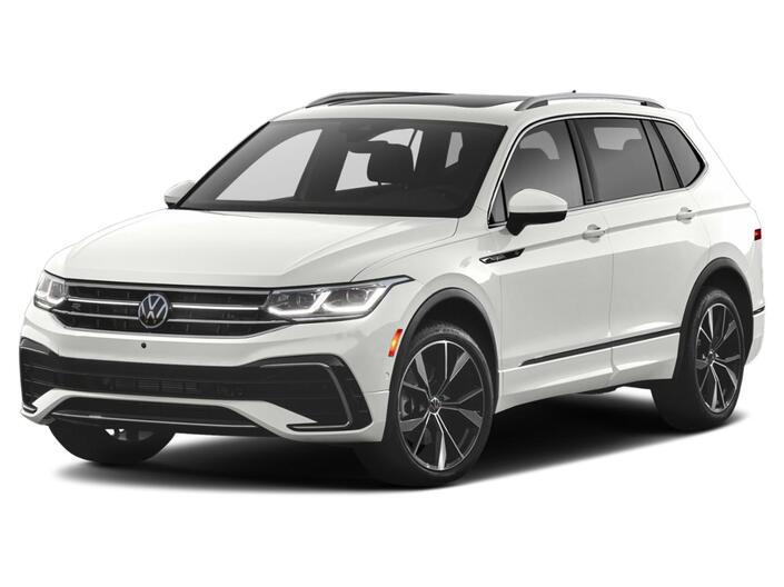 2022 Volkswagen Tiguan 2.0T SE R-Line Black 4Motion Brookfield WI