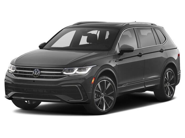2022 Volkswagen Tiguan SE R-Line Black Elgin IL