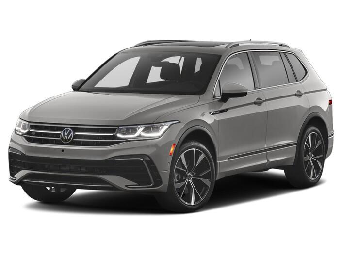 2022 Volkswagen Tiguan SE R-Line Black McMinnville OR