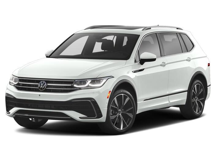 2022 Volkswagen Tiguan SE R-Line Black Seattle WA