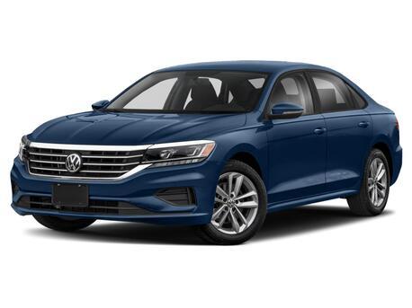 New Volkswagen Passat in Clovis