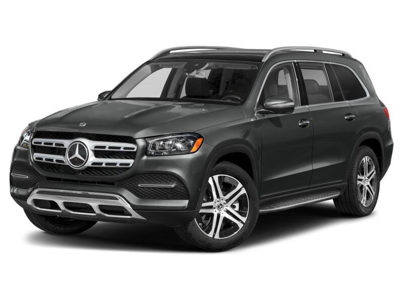 New Mercedes-Benz GLS Merriam, KS