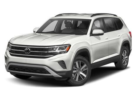 New Volkswagen Atlas in Clovis