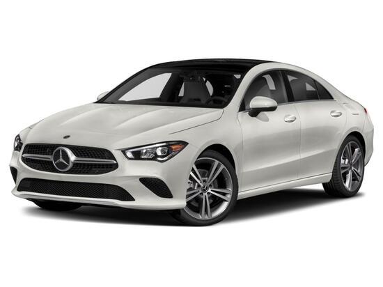 New Mercedes-Benz CLA Marion, IL