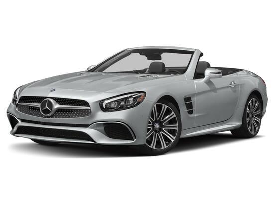 New Mercedes-Benz SL Harlingen, TX